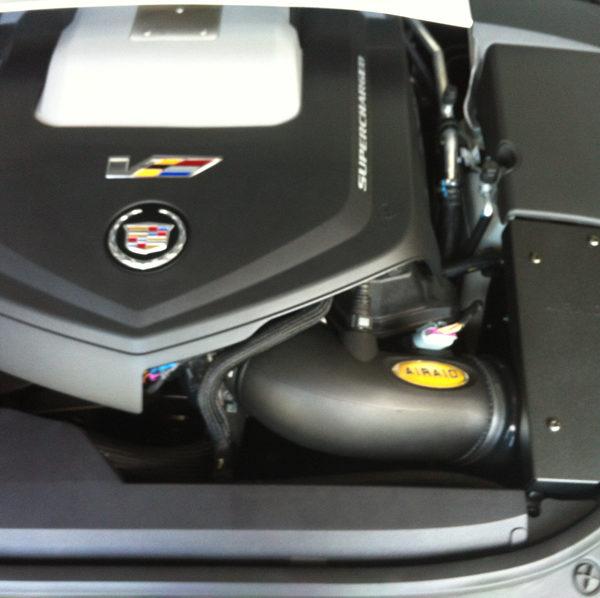 2018 Cadillac Cts V Suspension – engine