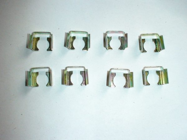 8 new Fuel injector to rails safety retainer clips for LS2 LS3 LS7 Corvette  Camaro