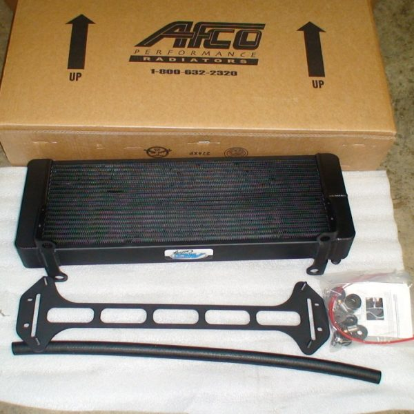 Supercharged 99-04 F150 Lightning Black Double Pass AFCO