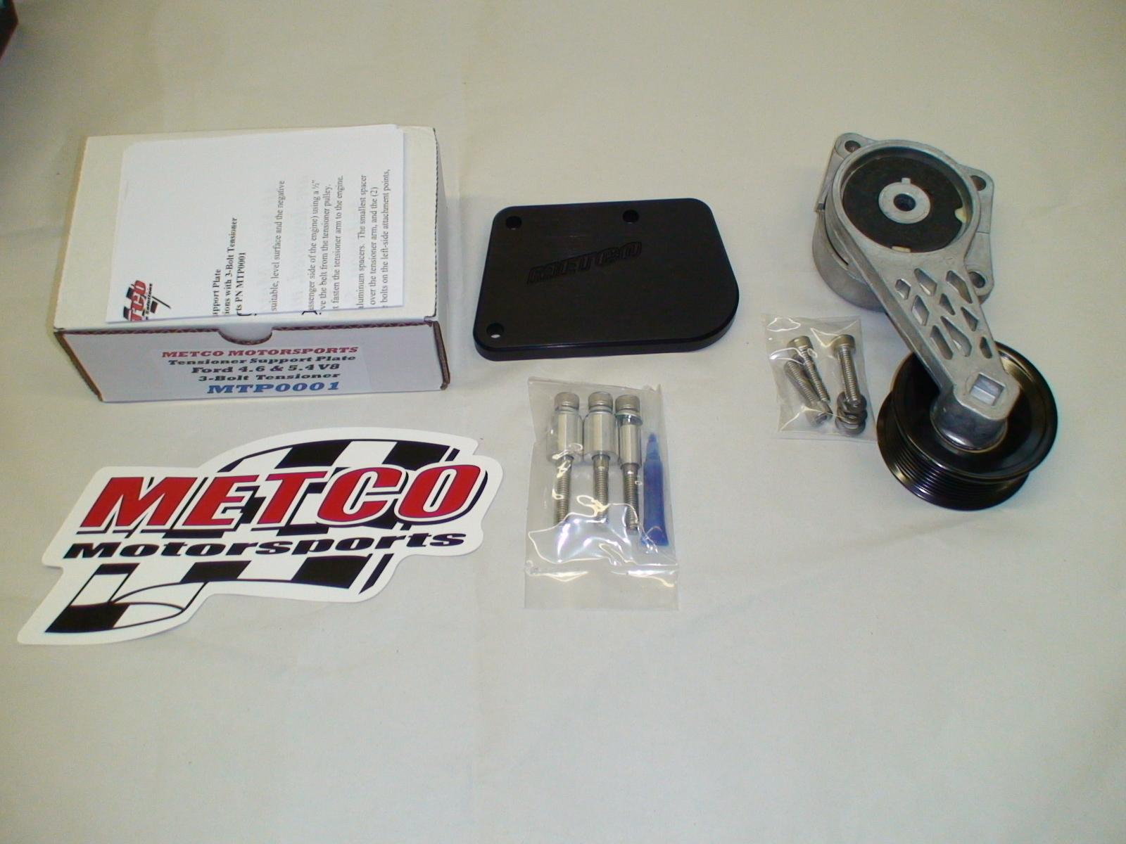 JLT high boost cold air intake 03-04 supercharged Mustang Cobra SVT Terminator