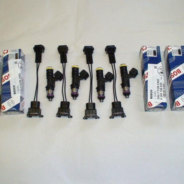 Honda Acura RSX K20 K24 Series Engines 4 New Genuine Bosch